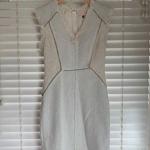 Rebecca Taylor fitted dress